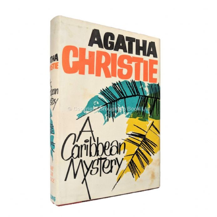 A Caribbean Mystery by Agatha Christie First Edition Published for The Crime Club by Collins 1964